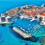 A travel photo of Dubrovnik in Croatia