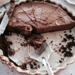 whiskey chocolate cheese cake