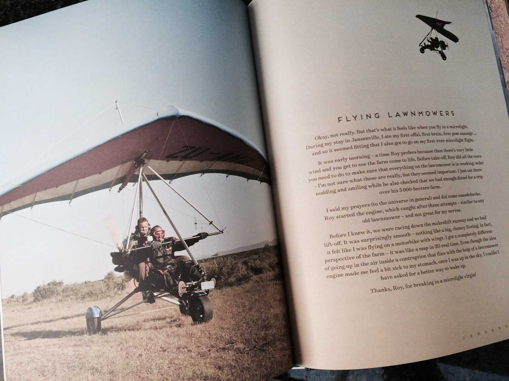 Justin Bonello's new cookbook - Cooked in the Karoo