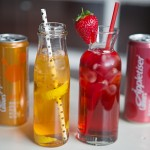 new Appletiser flavours – Pink and Amber