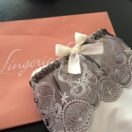 Lingerie Letter's - August 2014 panties designed by Vanessa Haywood