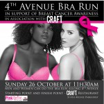 4th Avenue Bra Run – CRAFT restaurant