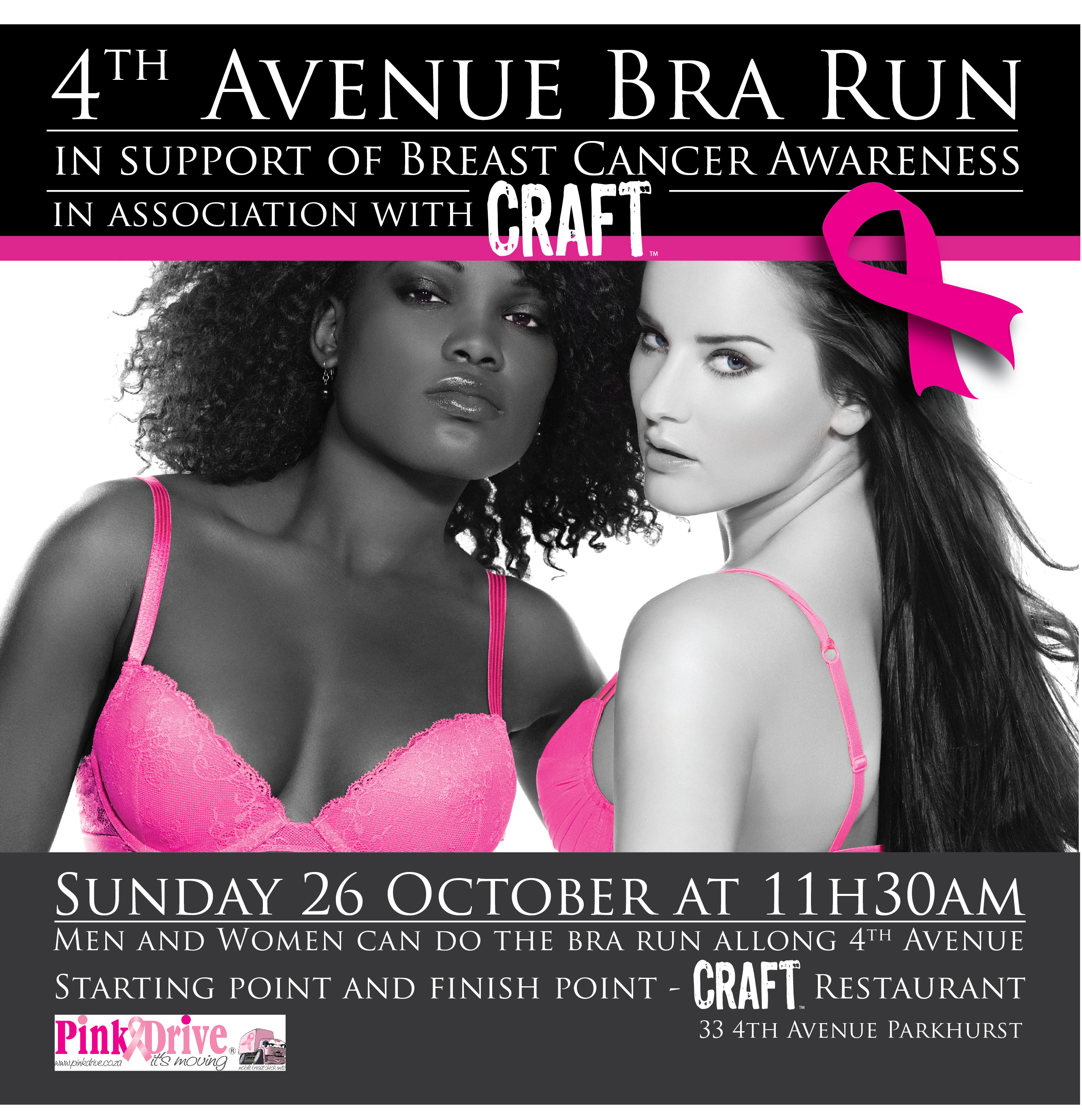 The 4th Avenue Bra Run