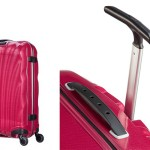 Samsonite cosmolite spinner bright pink