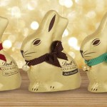 Easter treats – LINDT Gold Bunny