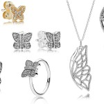 Pandora Butterfly Jewellery Collection