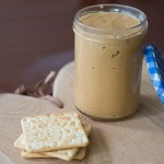 peanut butter made in the Thermomix