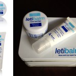 Letibalm : nose and lip repair balm
