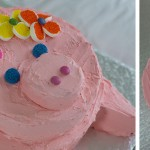Miss Piggie Cake for Angelique's 30th Birthday