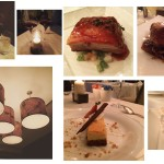 Selection of photos from dinner at Balata Restaurant (taken with my iPhone)