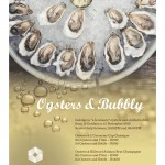 oysters & bubbly at Hyatt Regency Johannesburg