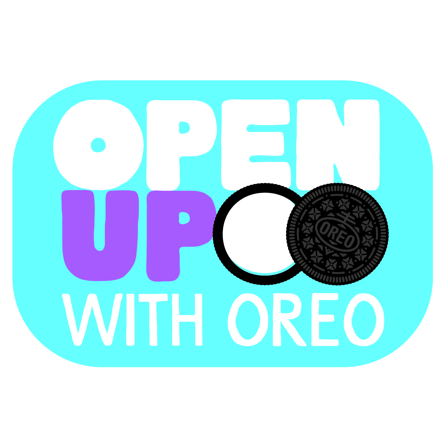 Open up with OREO