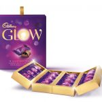 Cadbury GLOW (16 Pack) - I just love this packaging...it is beautiful & elegant - just like my mom!