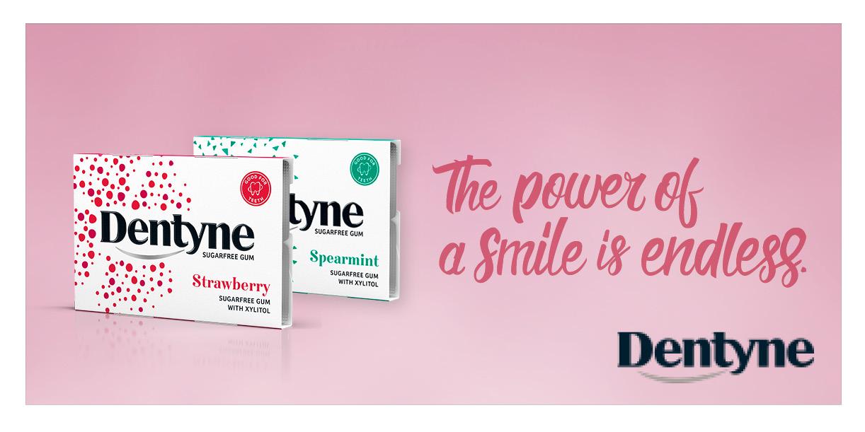 Dentyne New Packaging (image courtesy of Dentyne)