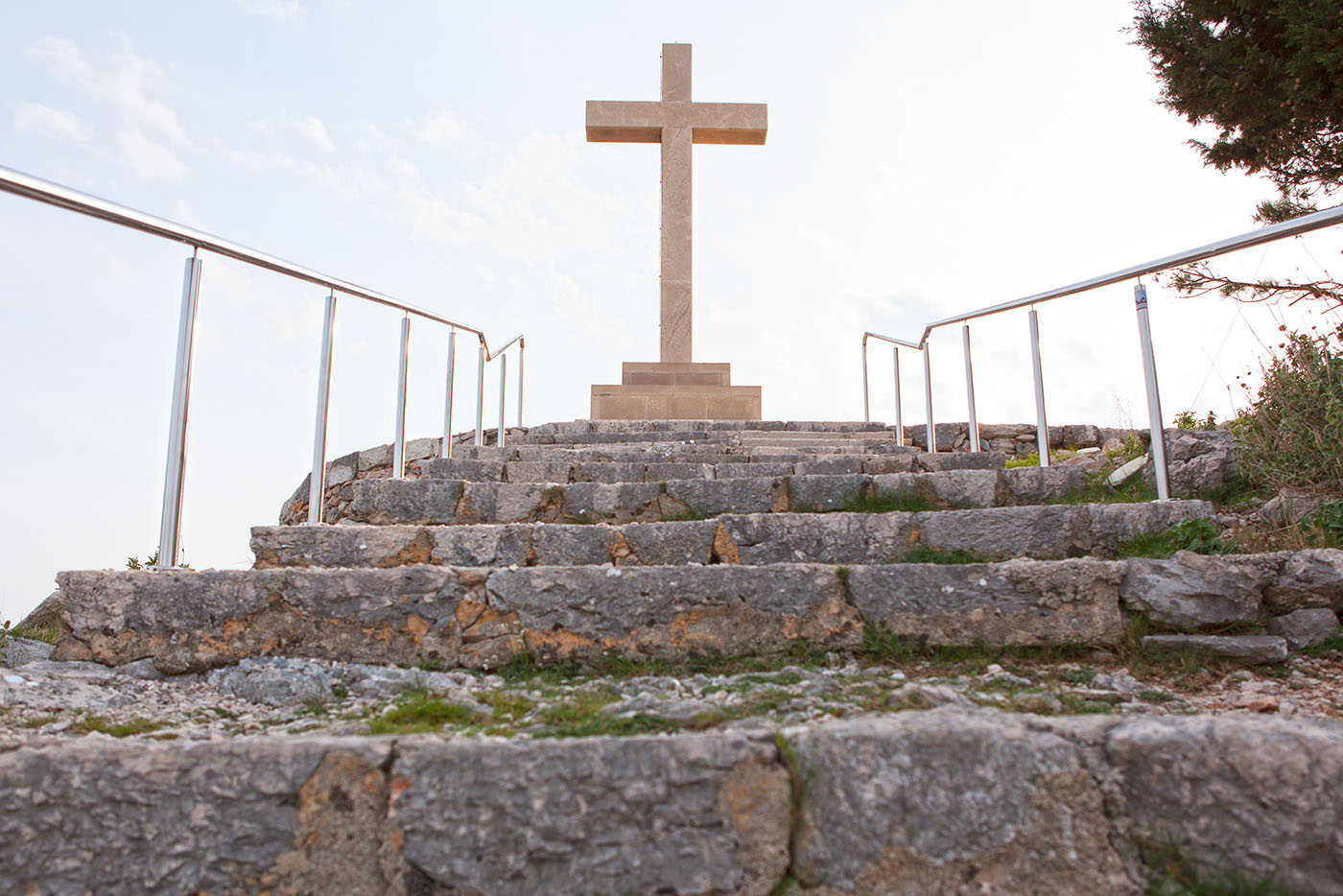 Top of Mount Srd, Dubrovnik
