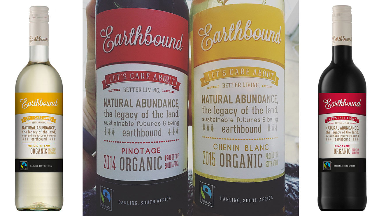 Earthbound Chenin Blanc & Earthbound Pinotage