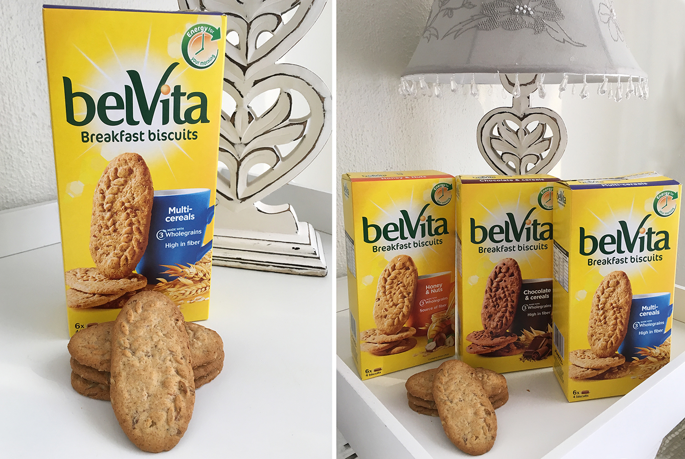 belVita Breakfast Biscuits (photographed with my iPhone 6s)