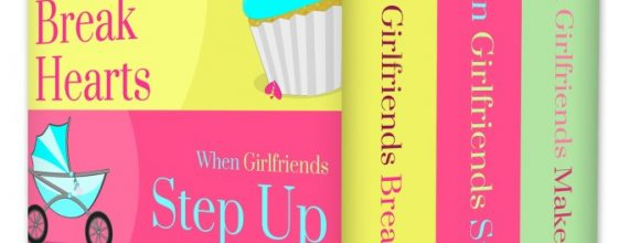 Savannah Page - When Girlfriends Collection, Books 1-3 - Available from Amazon.com