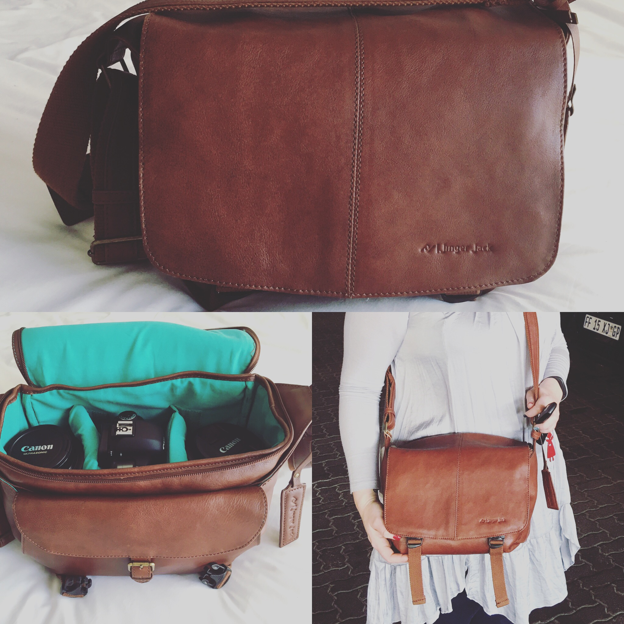 Jinger Jack Discovery Camera Bag