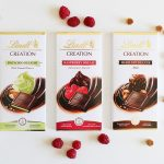 Lindt Creation Slabs - Pistachio Delight, Raspberry Dream & Hazelnut De Luxe