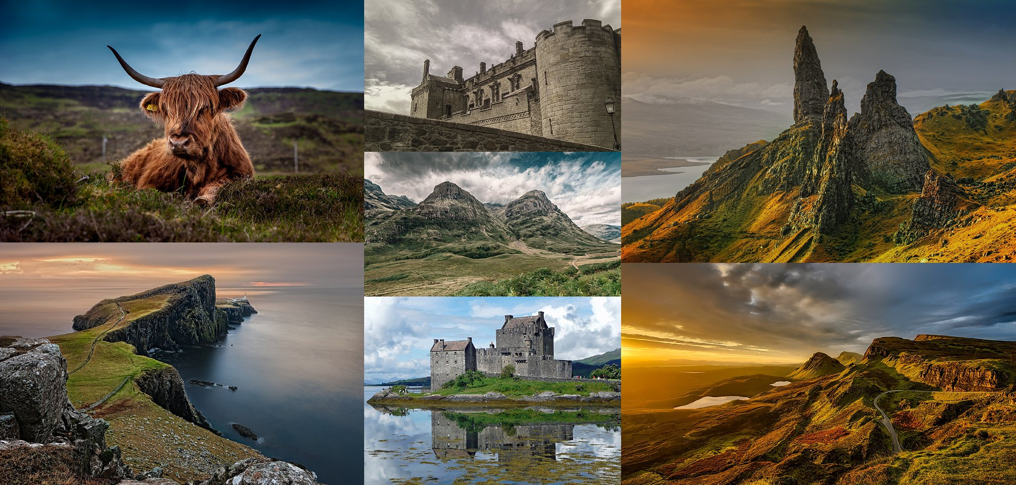 Images of Scotland (please note, none of them are my own, but taken from Pixabay with permission)