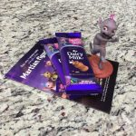 Cadbury Dairy Milk Martian figurine - Minchu (taken with iPhone 6s)