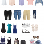 These are not my items - it is merely an example of what to pack (it was created with Polyvore)