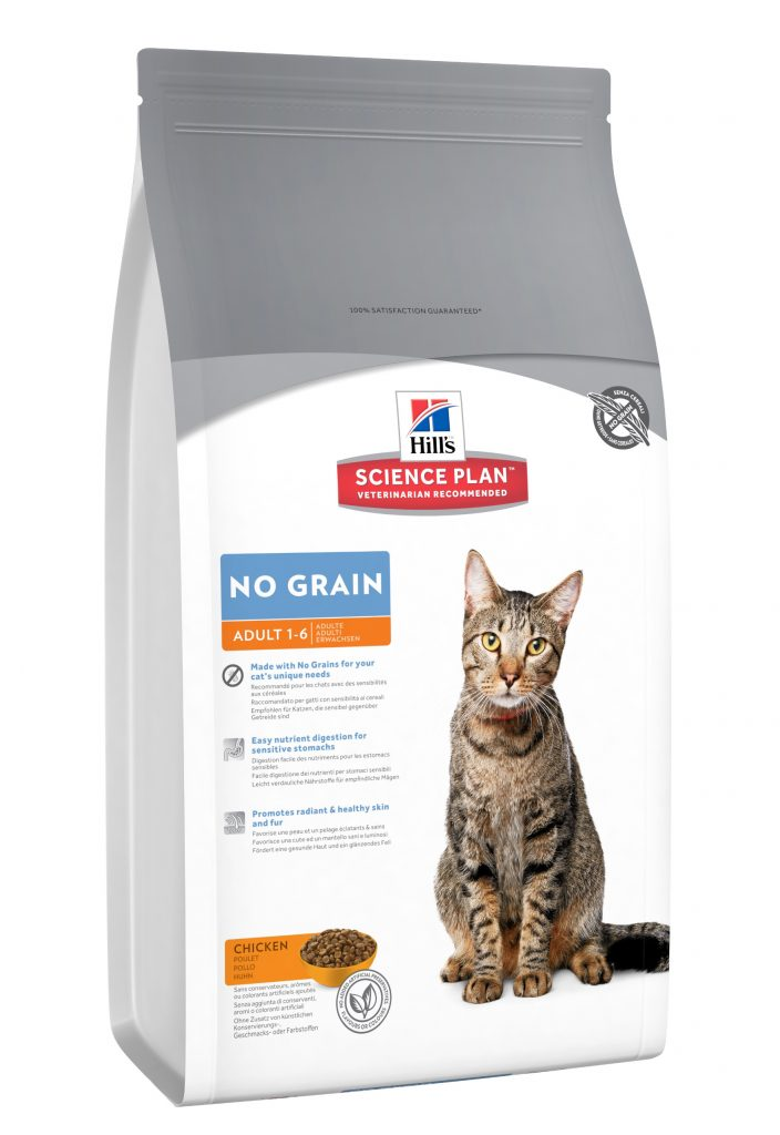 Hill's™ Science Plan ™ No Grain (image courtesy of Hill's)