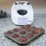 Thermomix Chocolate Zucchini Muffins